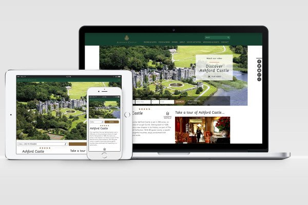 Red Carnation Hotels Website