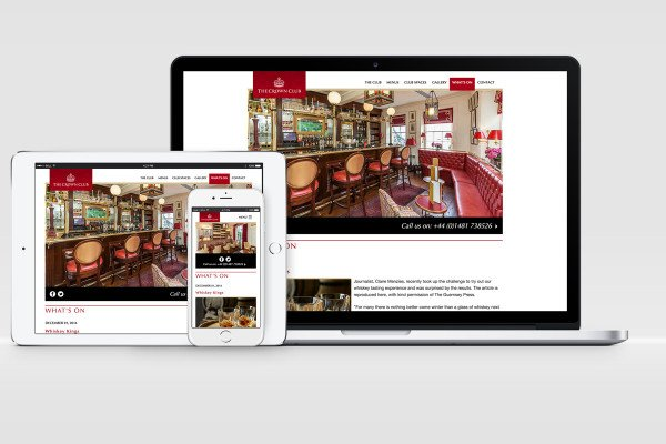 BBar & Crown Club Websites